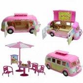 Seyyar Dondurma Arabası Lindanın Oyuncak Dondurma Karavanı
