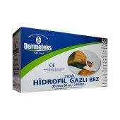 Hidrofil Gazlı Bez Steril 30cm X 80 Cm (2 Parça) 150 Adet
