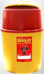 Tıbbi Atık (Enfekte) Kutusu 30 Lt
