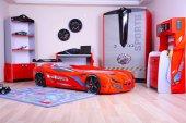 Arabalı Yataklı Genç Odası Takımı , Mersedes Süper Sports 1