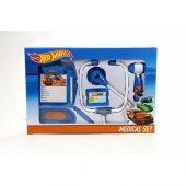 Eğitici Oyuncak Hotwheels 6 Parça Doktor Seti Oyuncak Set