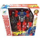 Saat Hediye Transformers Optimus Prime Veya Bumblebee Robot 18cm