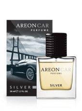 Areon Car Perfume 50ml Sılver