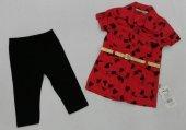Yavrucak Kız Çocuk Tunikli Elbise