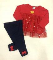 Kız Bebek İkili Mevsimlik Takım 06 24 Ay 128