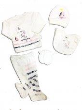 Kız Bebek Mini Hastahane Seti Wogı 190