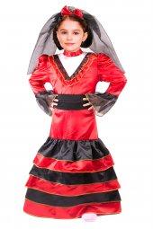 Portekiz Kız Çocuk Kostüm