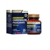Nutraxin Chromium Picolinate 200 Mcg 90 Tablet Skt 07 2020
