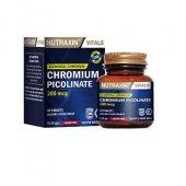 Nutraxin Chromium Picolinate 200 Mcg 90 Tablet Skt 07 2020
