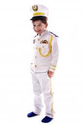 Kaptan Kostümü (Erkek Çocuk)
