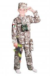 Bae Asker Kostümü