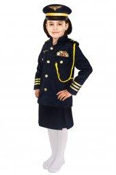 Pilot Kostümü (Kız Çocuk)