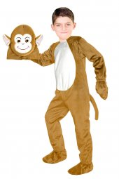 Maymun Kostümü Polar