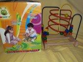 Woodoy Ahşap Oyuncak Büyük Eğitici Çocuk Koordinasyon Oyunu