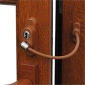 Pimapen Kapı, Pencere Çocuk Emniyet Kilidi Halatlı Anahtarlı Açık Kahve 5&#039 Li Paket