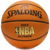 Spalding Nba Gold Outdoor (Dış Mekan) Basketbol Topu Topbskspa154