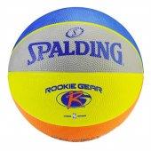Spalding Çocuk Basketbol Topu Rookie Gear No 5 (83...