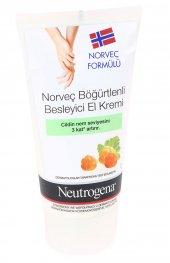Neutrogena Naturel El Kremı 75ml Besl.bogurtlenlı