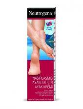 Neutrogena Nasırlasmıs Ayak Bakım Kremı 50ml