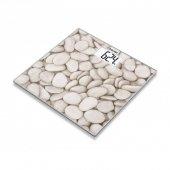 Beurer Gs 203 Stone Cam Terazi, Taş Desenli Baskül, Tartı