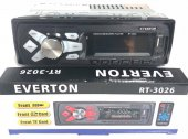 Everton Rt 3026 Usb, Sd, Fm , Aux Oto Teyp