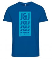 Jack Jones Erkek Tişört Coover Tee Ss Crew Neck Whs