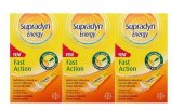 Supradyn Energy Fast Action 10 Şaşe 3lü Set