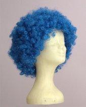 Sentetik Saç Bonus Mavi Gerçek Saç Dokusuna En Yakın Materyalden