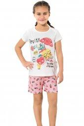 özkan 41950 Kız Çocuk Şortlu Takım