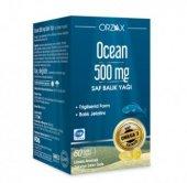 Ocean 500 Mg Saf Balık Yağı 60 Kapsül
