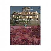 Heinrich Barth Seyahatnamesi Trabzon Dan Üsküdar A Yolculuk, 1858