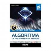 Algoritma Ve Programlama Mantığı Oku, İzle, Dinle, Öğren