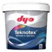 Dyo Teknotex Dış Cephe Boyası 2.5 Lt (Bütün Renkler)