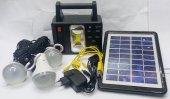 Dat At 118 Güneş Enerjili Solar Aydınlatma Sistemi