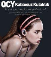 Orijinal Qcy Profesyönel Kablosuz Bluetooth Kulaklık Qy19