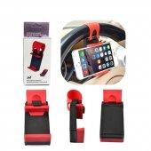 Araç İçi Direksiyon Arası Telefon Tutucu