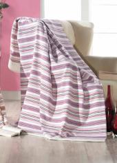 Sesli Tekstil Summer Yazlık Battaniye Tek Kişilik