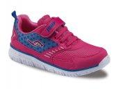 Jump 13078 Fuşya Mavi Kız Çocuk Ayakkabısı