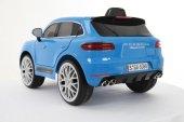 Rollplay W416qhg4 Porsche Macan Akülü Araba Mavı