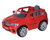 Rollplay W498qhg4 Bmw X5 Akülü Araba Kırmızı