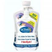 Activex Antibakteriyel Sıvı Sabun Hassas 1800 Ml + 700 Ml Hediye