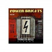 Gitar Aksesuar Elektro Power Brights Tel Thomastik Infeld Pb109