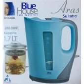 Blue House Bh226 Aras Kettle 1.7 Lt.