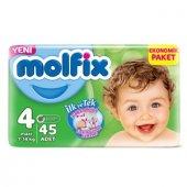 Molfix 4 Beden Maxi 45 Adet Bebek Bezi