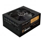 Sılverston 1500w Kutulu 80+gold 13cm Fanlı 16xsata 6xıde Power Supply Sst St1500 Gs