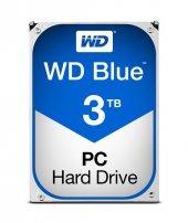 Wd Blue 3,5 Sata 6 Gb S 3tb 64 Mb