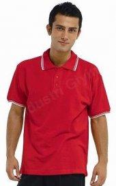 Yakalı Lakost Tişört İş Elbiseleri T Shirt (Yakalı)