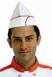 Aşçı Kepi Aşçı Şapkası Mutfak Restorant