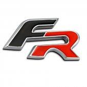 Seat Fr Logosu Çıkartma