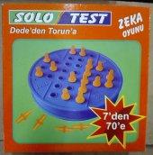 Solo Test Zeka Oyunu Bilgin Misin Beyinsiz Mi Dede Den Toruna En Zevkli Oyun Orjinal Solo Test